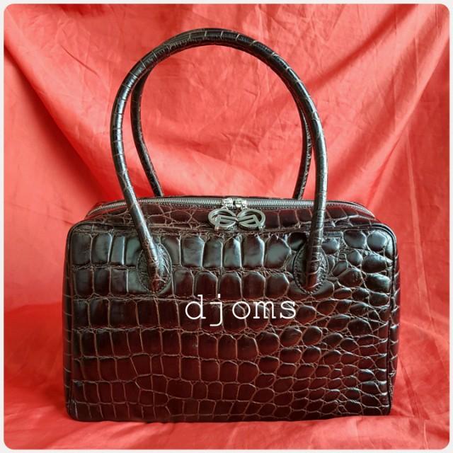 GIORGIO FEDON 1919 Brown work tote bag