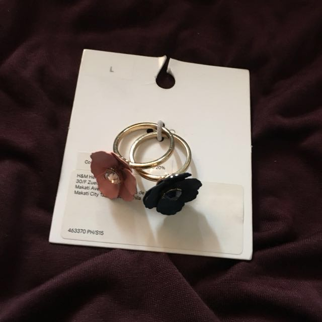 H&M Hennes & Mauritz Rings