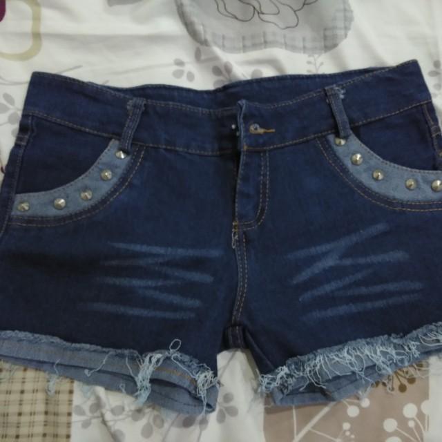 Hot pant jeans model rumbai