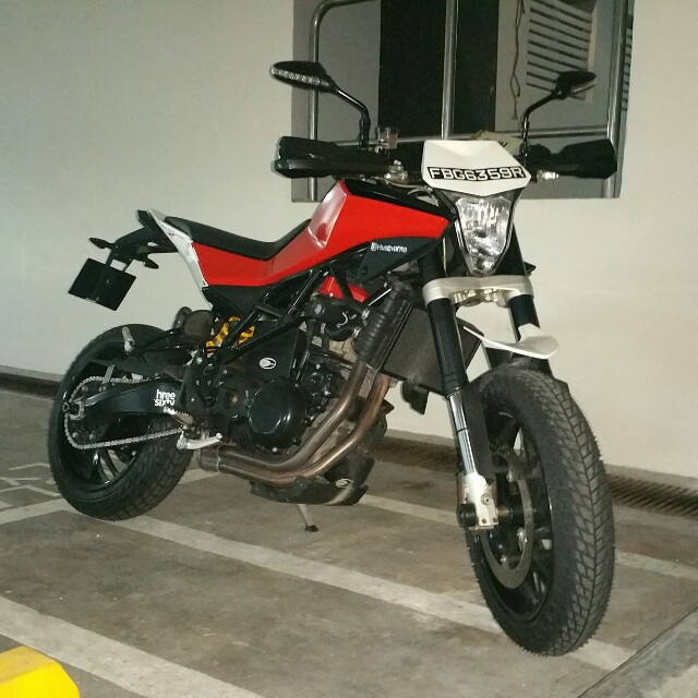 Husqvarna nuda 900r for sale images 87
