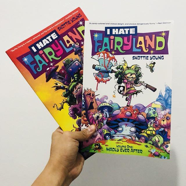 I Hate Fairyland 1 & 2
