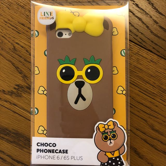 Iphone6s plus line friends 手機殼