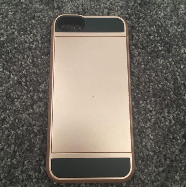 iPhone 5/SE Card Holder Phone Case