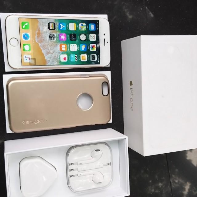 Iphone 6 64gb Fullset No Minus Harga Nego 1c52d4f303