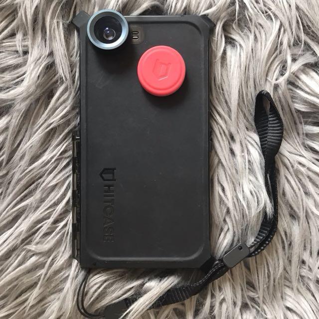 iPhone 6 | Underwater Hitcase pro