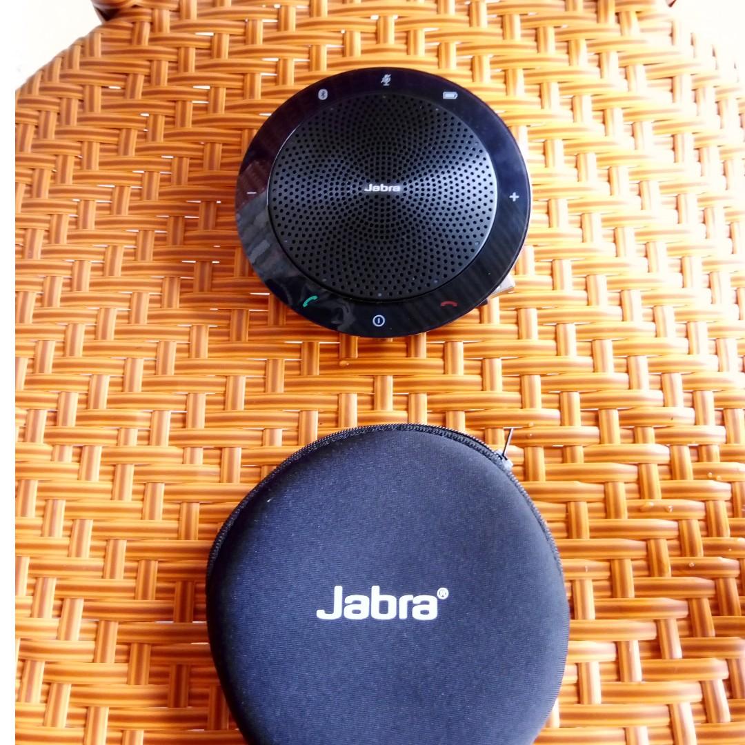 f1035865f3c Jabra SPEAK 510 Wireless Bluetooth/USB Conference Speaker for ...