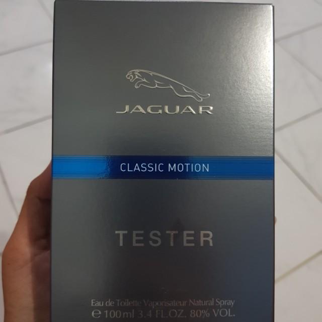 Jaguar classic motion edt