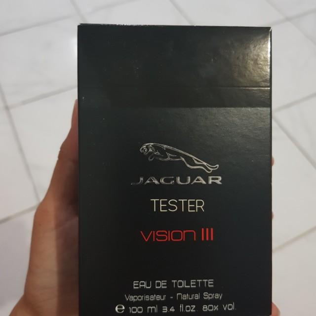 Jaguar vision III Edt
