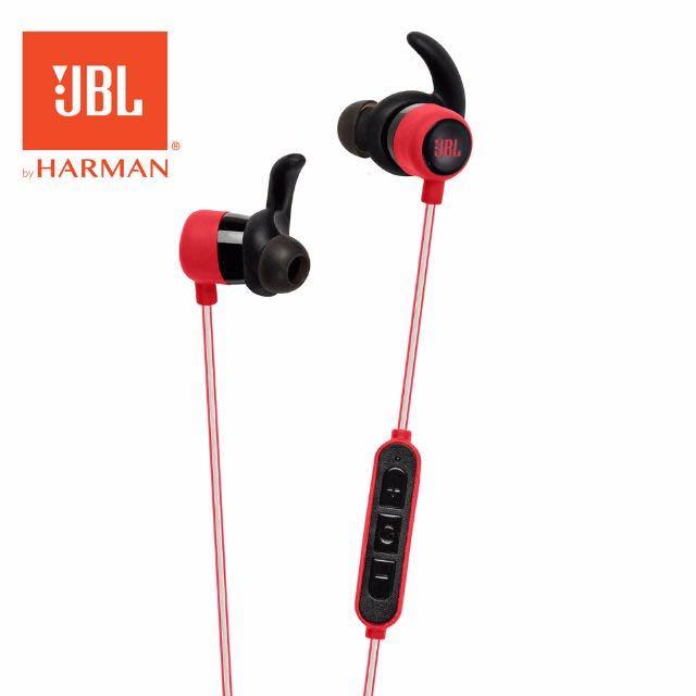 ce34a70a845 JBL Reflect Mini Bluetooth in-ear Sports Headphones Red, Electronics ...