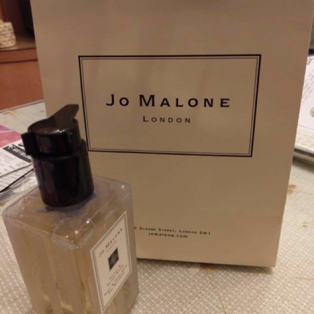 Jo Malone 專櫃貨 正品 手部及身體沐浴凝膠 小蒼蘭250ml