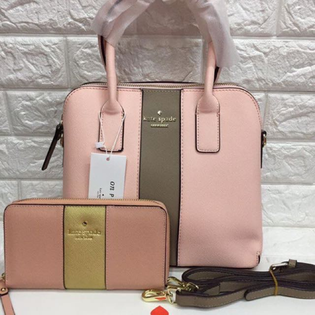 5d4797b11aa Kate Spade on purpose bag comes with wallet free shipping nationwide,  Women s Fashion, Bags   Wallets on Carousell