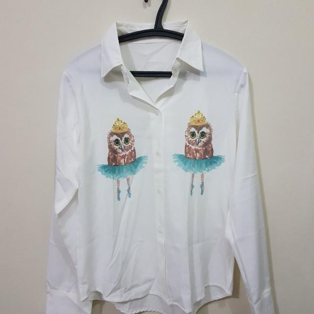 Kemeja bkk owl