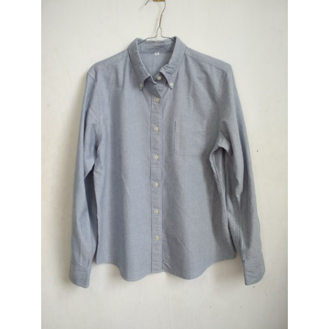 Kemeja Cotton Oxford Made in China