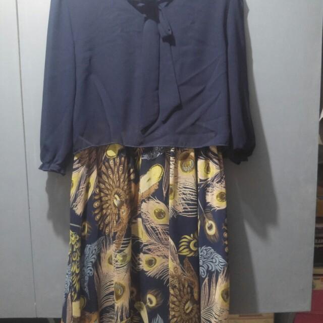 Korean Dress Size: XL