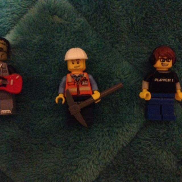 LEGO FIGURES for sale