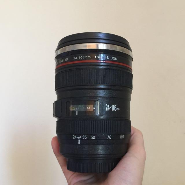 Lens Thermo Mug