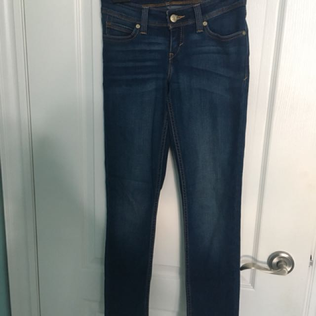 Levi's denim size 25