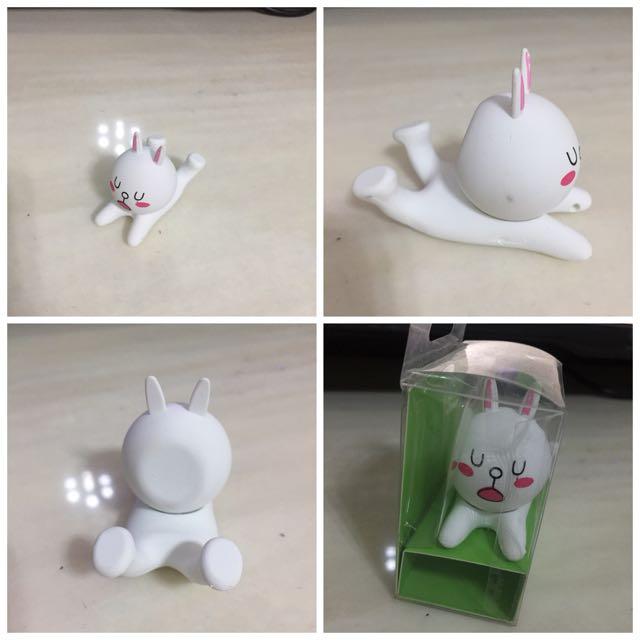 Line兔兔手機架