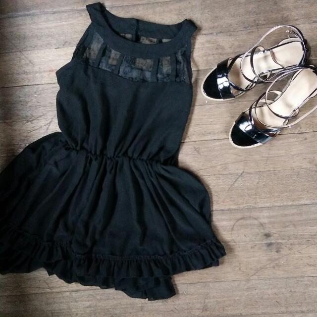 Little black dress 🔥