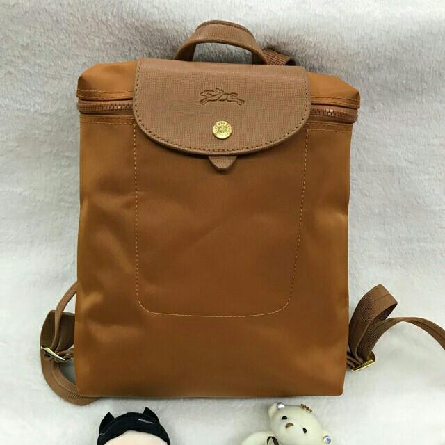 Long champ bag pack
