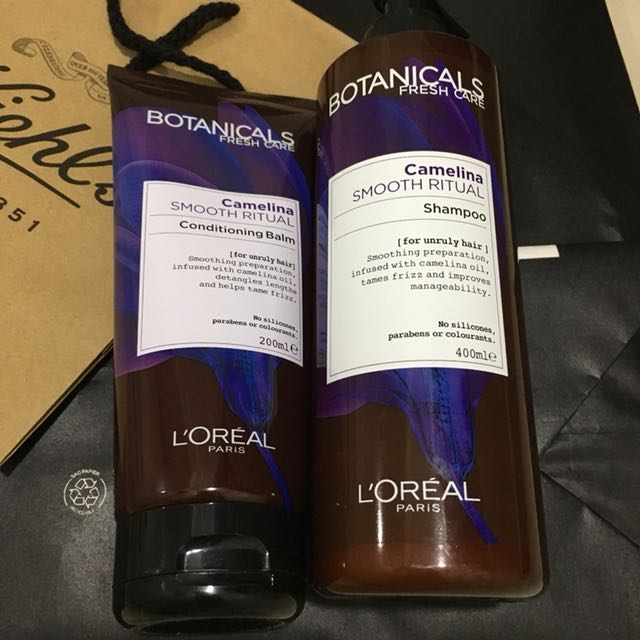 L'Oréal Botanicals Camelina