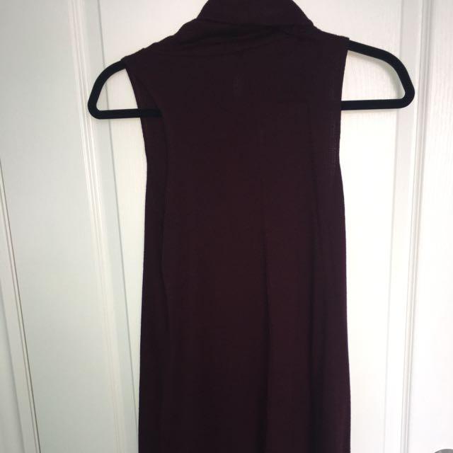 Mendocino sleeveless dress