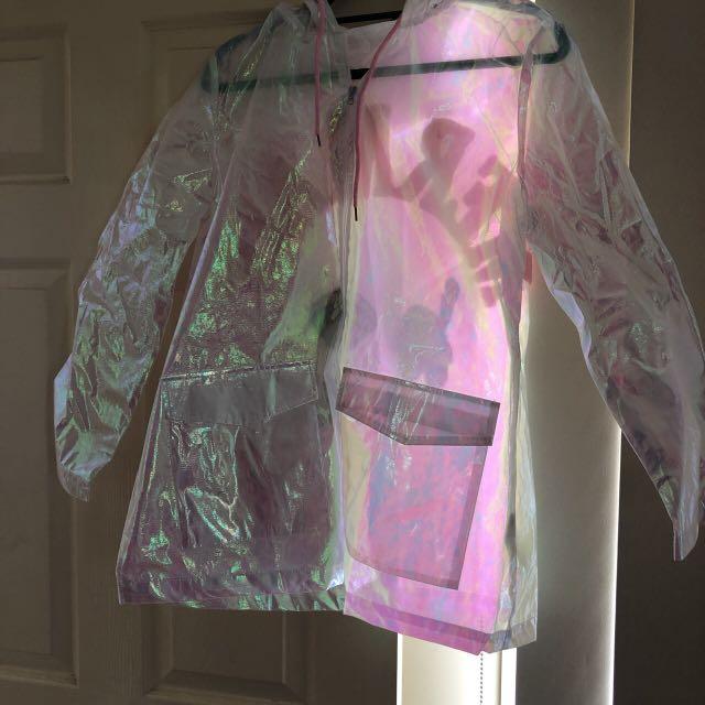 mermaid raincoat