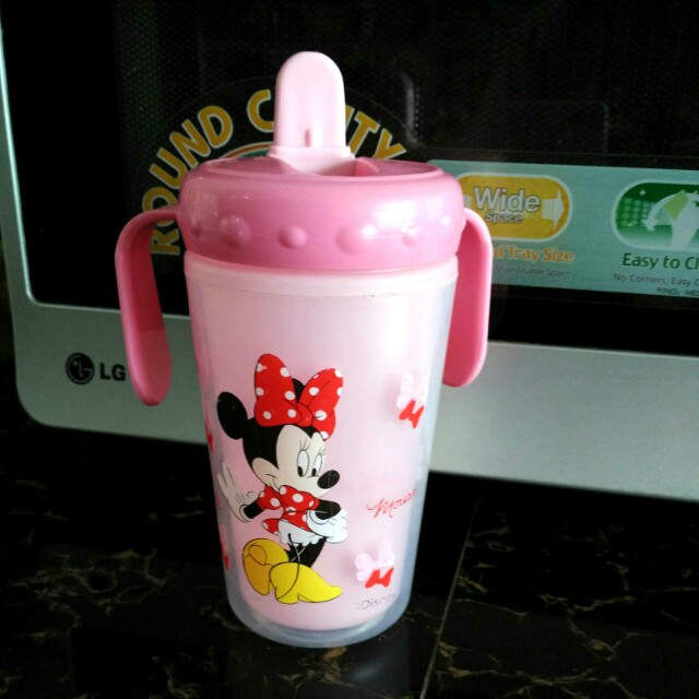 Minnie Mouse Toddler Sippy Cup