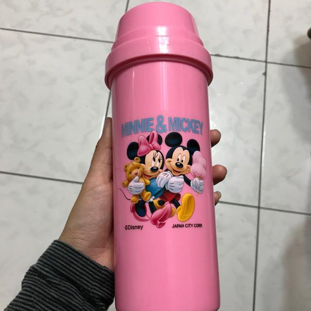 迪士尼米奇米妮水壺Minnie&Mickey Disney