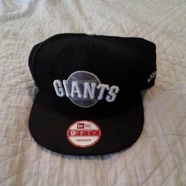 New era snapback cap - SF giants