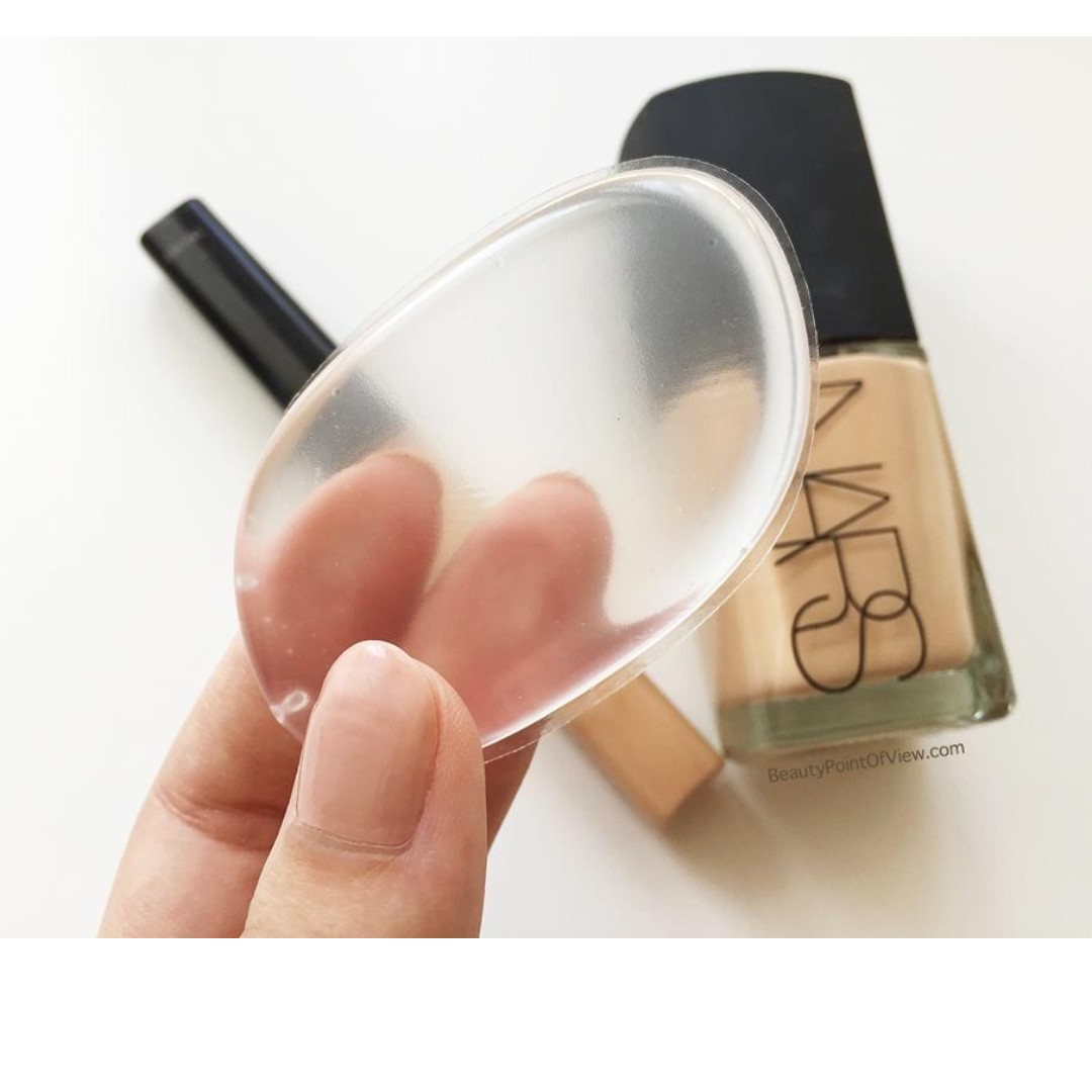 New Silicon Sponge Puff Silikon Beauty Blender Make Up Bening Spon Silicone Bedak Silisponge Health Makeup On Carousell