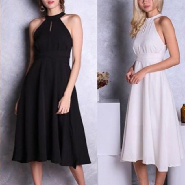 [NEW] White Long Dress