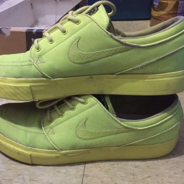 a0a34a38c120d7 Nike SB Stefan Janoski Lemon Twist Repriced!!!