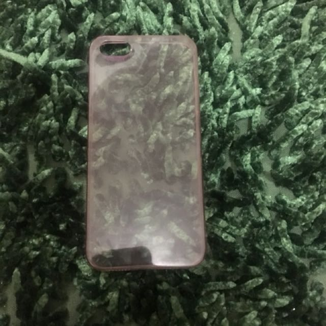 Non-yellowish iPhone 5/5s/SE Clear Case