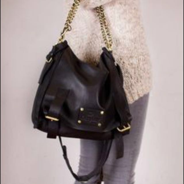 O My Bag leather handbag