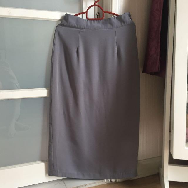 Office Wear Pencil Skirt
