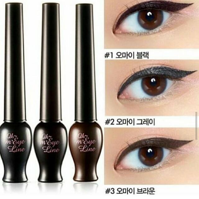 Oh My Eye Line Eyeliner