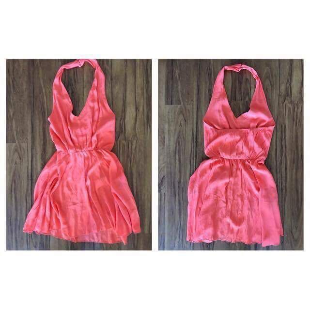 Orange Dress - BNWT