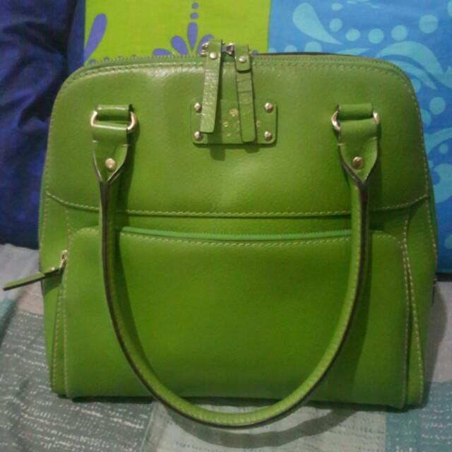 Original leather Kate Spade Bag