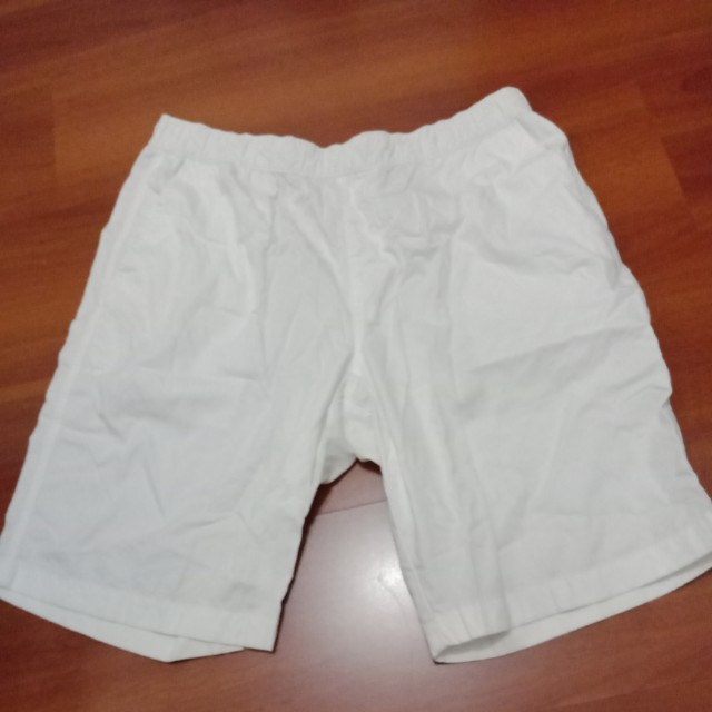 Pants white uniqlo