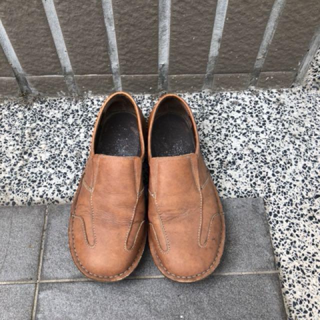 PLAYA-皮質包鞋