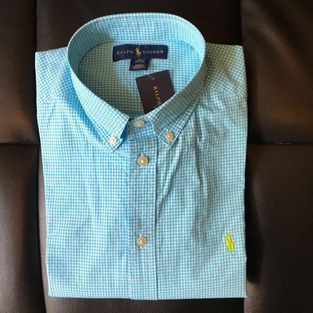 Polo ralph lauren 正品 全新襯衫