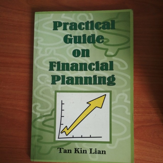Image result for practical guide on finance tan kin lian