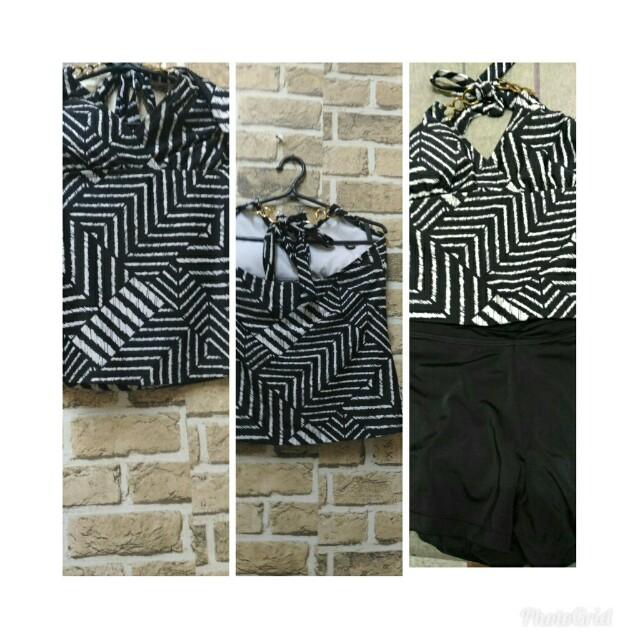 Prelove top swimwear