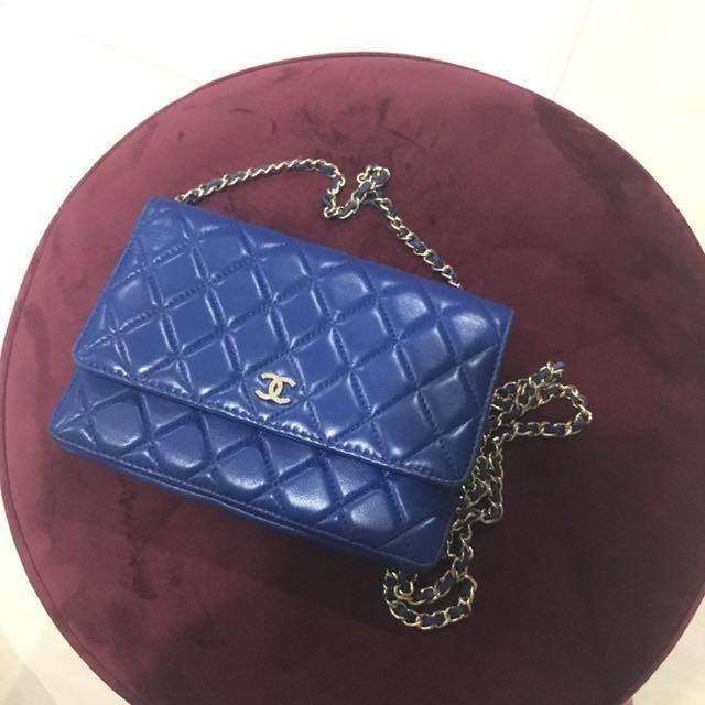 Preloved Chanel Sling Bag