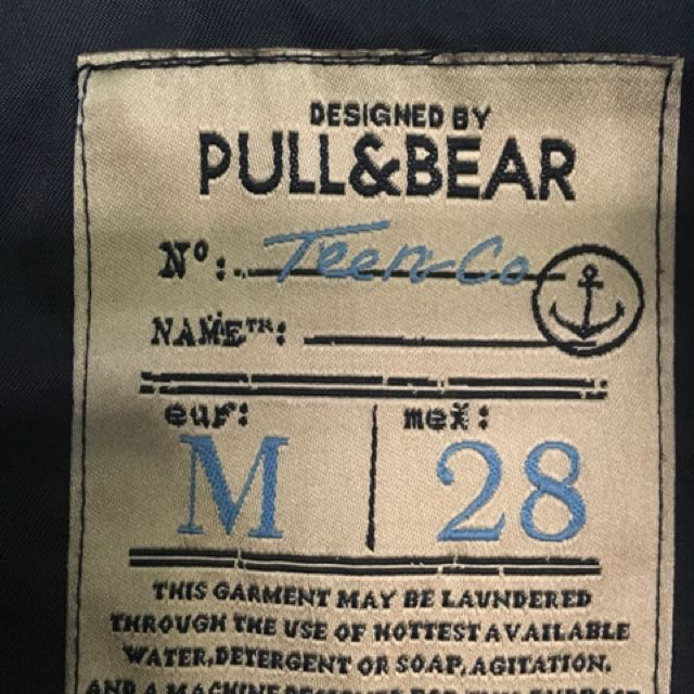 Pull and bear outerwear