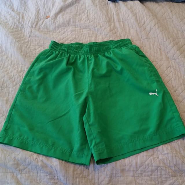 Puma shorts - size small