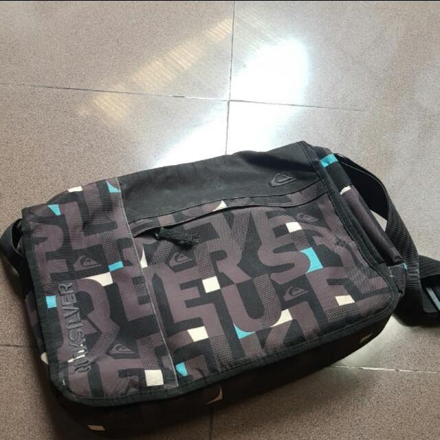 Quicksilver bag