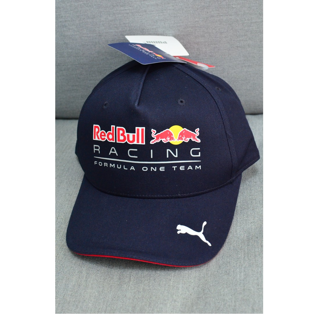 Puma Red Bull Racing Team Cap 2017 - Brand New with tags 67a9b08c5e3