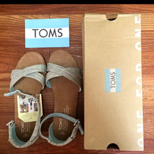 Repriced Toms Sandals